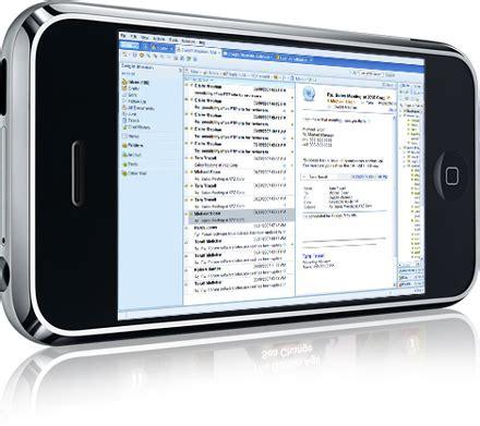 lotus traveler iphone beta de lotus notes 8 5 1 con soporte para el iphone 187 muymac