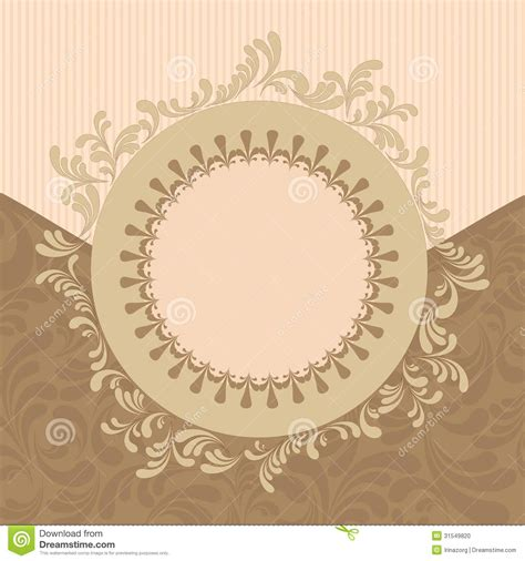 imagenes de otoño vintage fondo del vintage ilustraci 243 n del vector ilustraci 243 n de