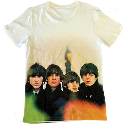 Tshirt Beatles Buy Side beatles t shirts beatles fab four store exclusively