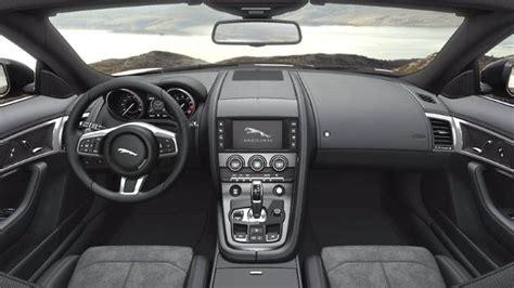 dimensions jaguar  type convertible  coffre  interieur