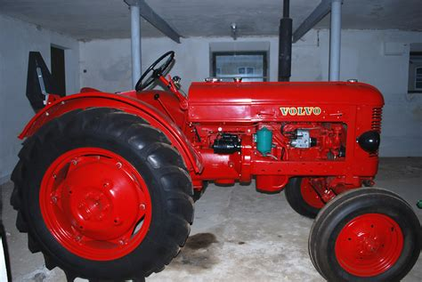 1956 Volvo T26 Tractors Made In Sweden Pinterest