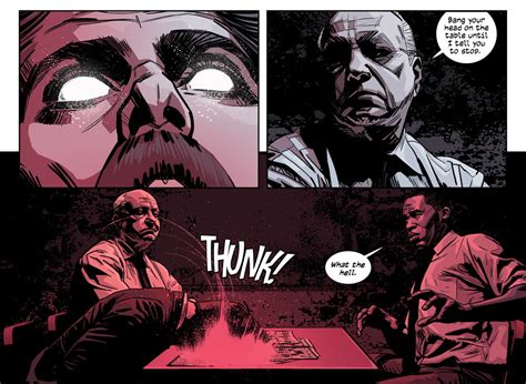 the black monday murders volume 1 page 45 comic graphic novel reviews february 2017 week