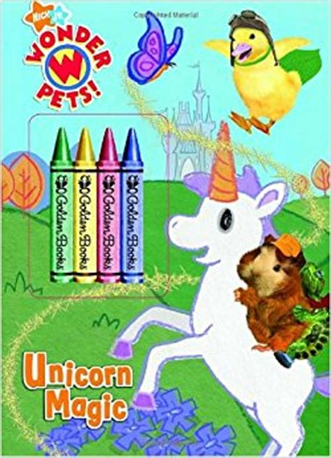 i m a unicorn golden book books unicorn magic golden books 9780375842122 books