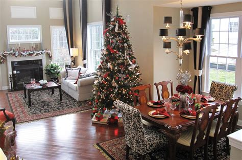 companies that decorate homes for christmas christmas decor pj company staging and interior decorating
