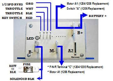 Yamaha 48 Volt Golf Cart Wiring Diagram For Controller