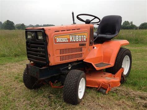 kubota diesel ghst compact tractor ride  mower lawnmowers shop