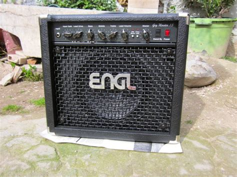 Tas N Combo review engl gig master 15 combo guitarristas info