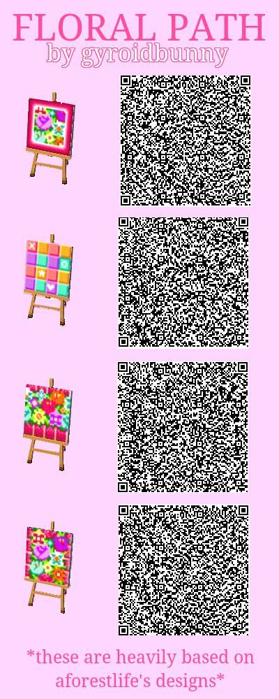 animal crossing pattern qr maker animal crossing new leaf qr code paths pattern photo