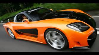 25 furiously designed fast and furious cars