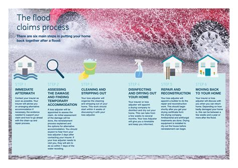 Clearing up after the floods ? latest advice and