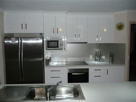 Galley Kitchen Renovation   Before and After