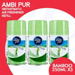 Ambi Pur Welcome Air Freshener Qoo10 Png Ambi Pur Instantmatic Air Freshener Bamboo