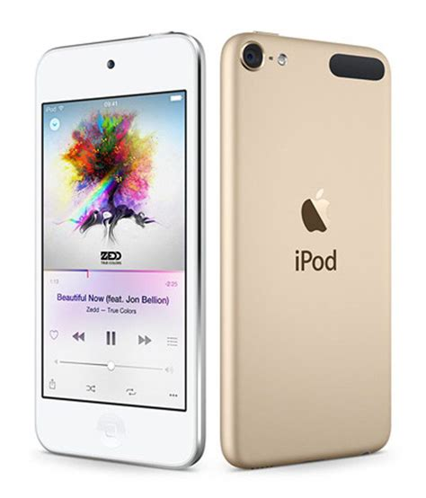 Ipod Touch 6 32 Gb Gold Garansi Resmi Apple apple ipod touch 32gb gold 6th a1574 brand new sealed express au post