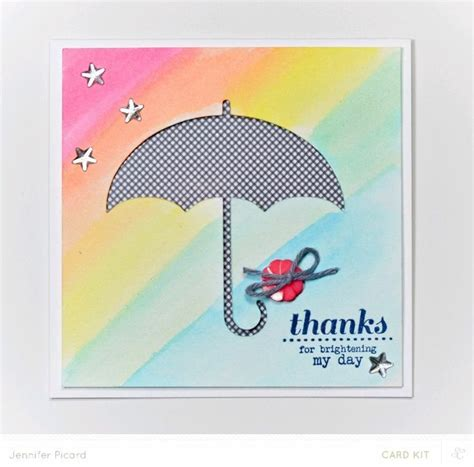Simple Birthday Card Gliter Cloud 95 best cloud cards images on craft cards