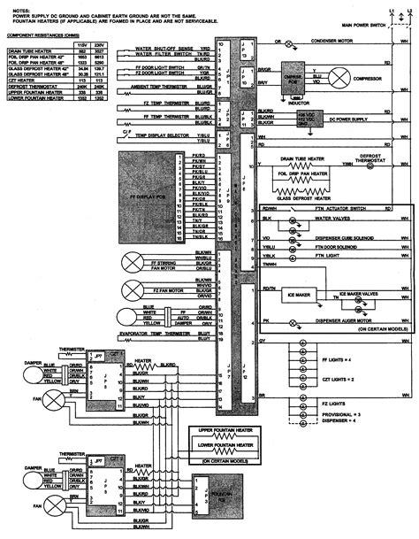 sears electric water heater wiring diagram bradford white