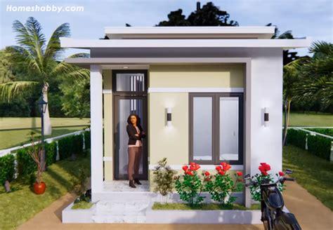 desain  denah rumah mungil ukuran     tampil lebih