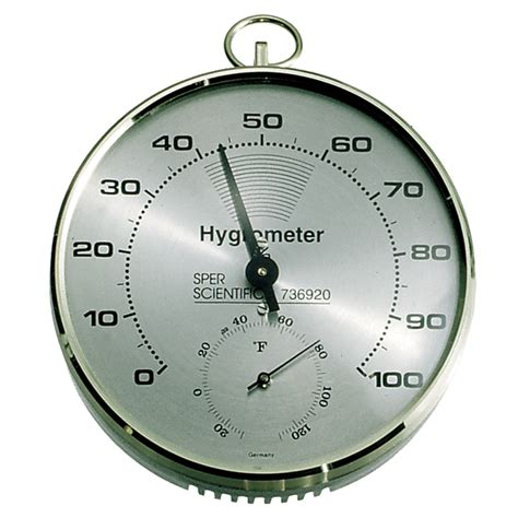 Thermometer Hygrometer digital hygrometer thermometer sper scientific