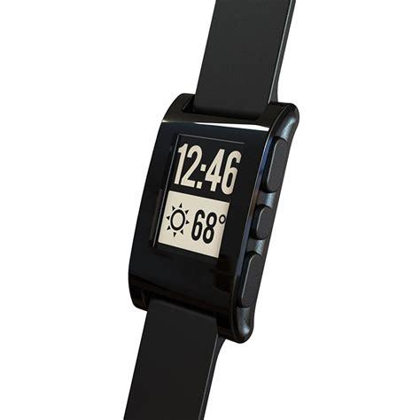 Pebble Smartwatch Black   Brand new!