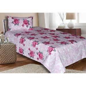 Bichona cotton single bed sheet set 320as bed sheets homeshop18