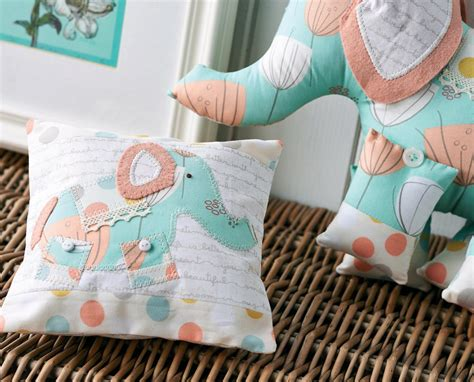 fabric elephant pattern free art gallery fabric elephant and pillow free sewing