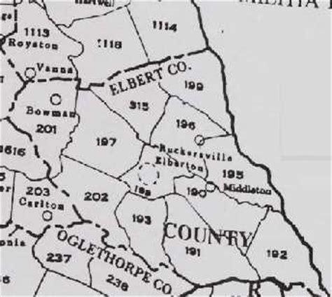 Elbert County Records Elbert County Usgenweb Archives