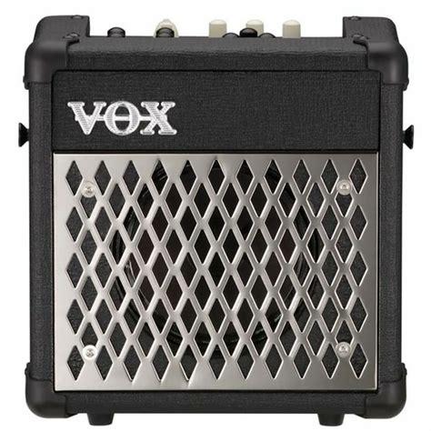 Vox Mini 5 Guitar Lifier vox vox mini 5 rhythm modelling guitar lifier black vinyl at juno records