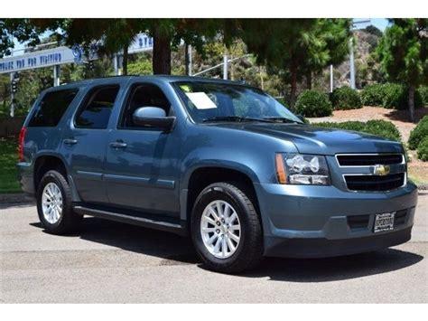 2009 chevrolet tahoe hybrid 2009 chevrolet tahoe hybrid automatic 6 0l 364cu best