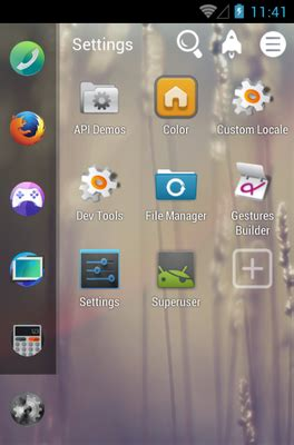 themes for firefox os firefox os android theme for smart launcher 2