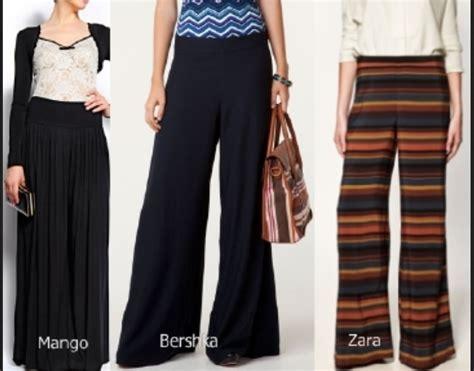 Zika Celana Panjang Celana Kulot Celana Kain Celana Wanita model celana panjang kain wanita terbaru
