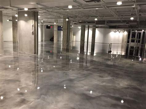 Metallic Epoxy Flooring  Metallic Floors   CSS Coatings