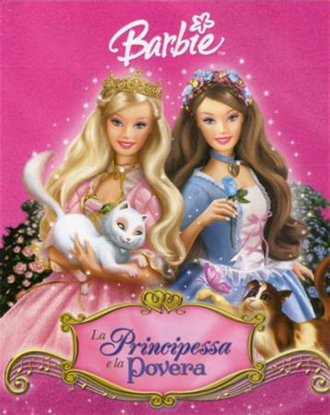 film barbie la principessa e la povera barbie film barbie la principessa e la povera barbie