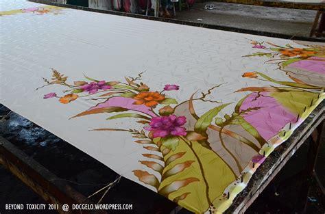 batik design procedure batik factory in kota bharu beyond toxicity