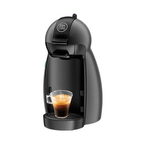 Mesin Nescafe Dolce Gusto jual krups nescafe dolce gusto piccolo anthracite mesin