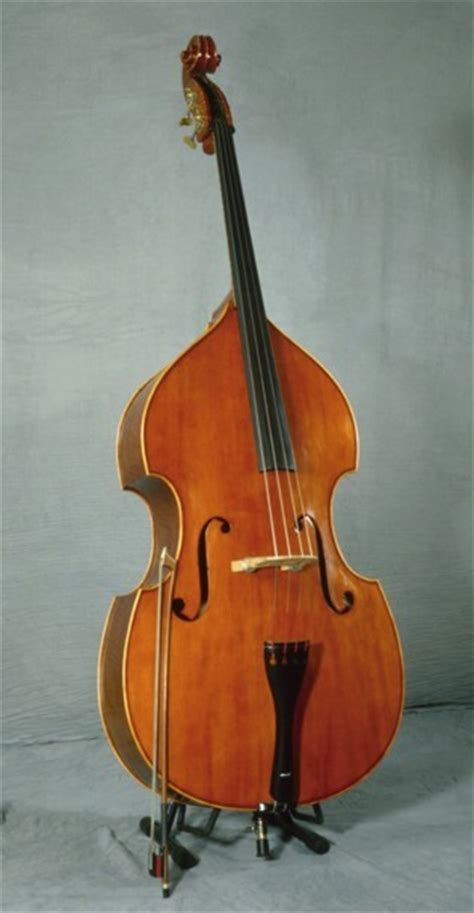 Contrabass Doublebass Bridge bass 183 grinnell college musical instrument collection