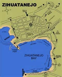 Ixtapa Mexico Map by Mexico Zihuatanejo Ixtapa Map Beaches Of Ixtapa And