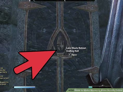 4 ways to make money in elder scrolls online wikihow - Elder Scrolls Online Making Money