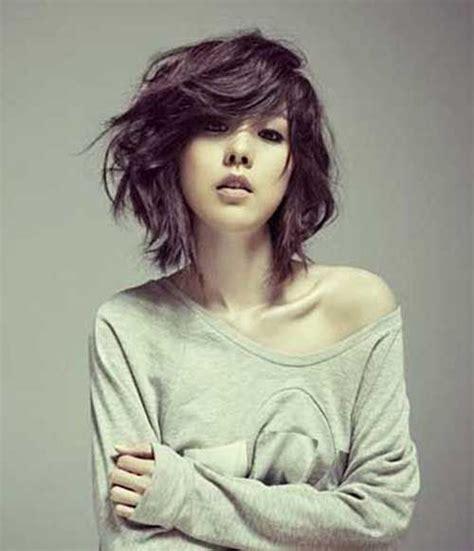 choppy hair for 29 year ild 29 best short wavy hairstyles images on pinterest hair