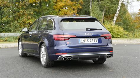 Neuer Audi S4 neuer audi s4 avant testbericht autogef 252 hl