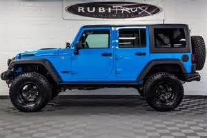 2017 jeep wrangler rubicon unlimited chief blue