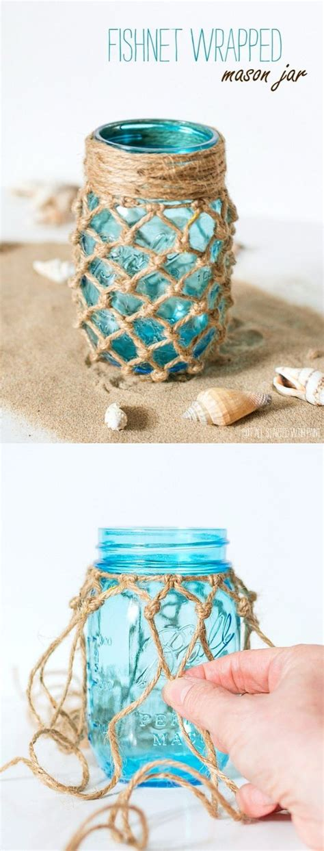decorar botellas y tarros de cristal 17 ideas para decorar tarros de cristal