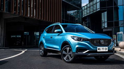 mg zs ev   equipped   kwh battery