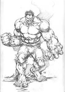the incredible hulk by keucha on deviantart