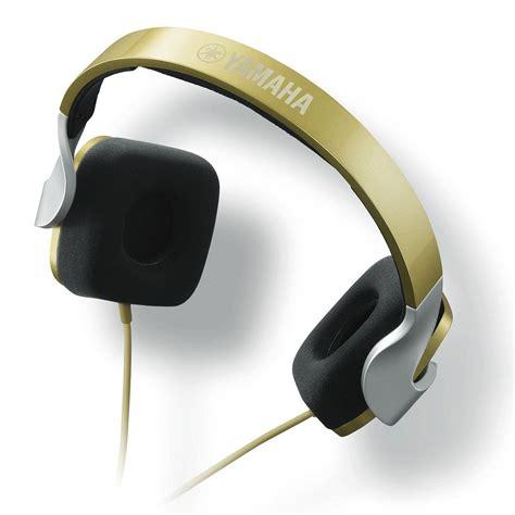 Headset Yamaha yamaha hphm82 headphones gold at gear4music