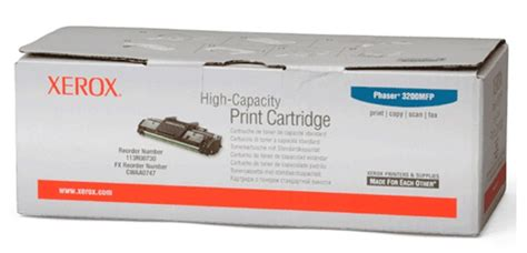 Printer Xerox Phaser 3200mfp fuji xerox cwaa0747 black toner cartridge for fuji xerox phaser 3200mfp elive nz