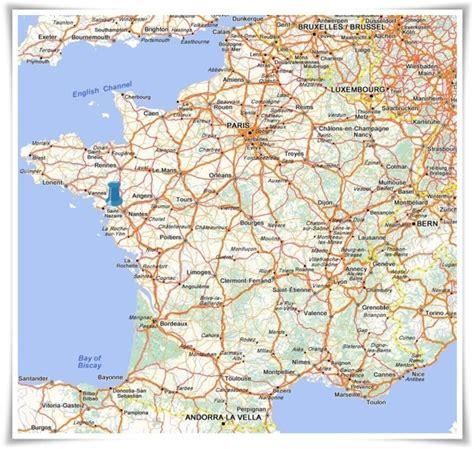 Infos sur : carte cote france Arts et Voyages