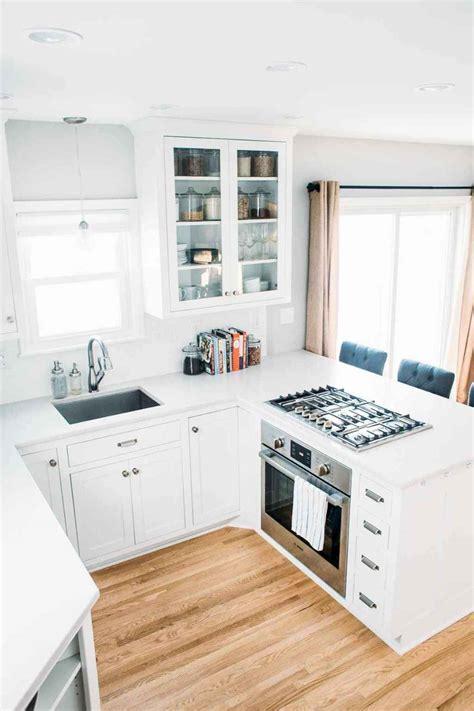 30 best small kitchen remodel ideas homeylife com
