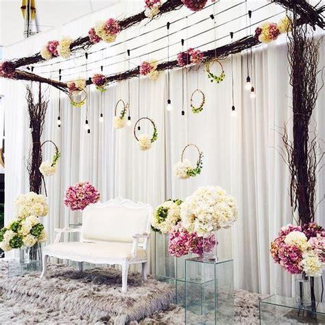 elegant wedding decorations   big day wedding