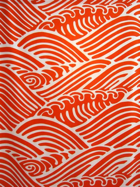 oriental pattern tumblr asian wave pattern organic abstractions pinterest