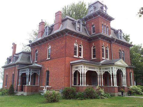 Italianate House Plans morrisburg victorian