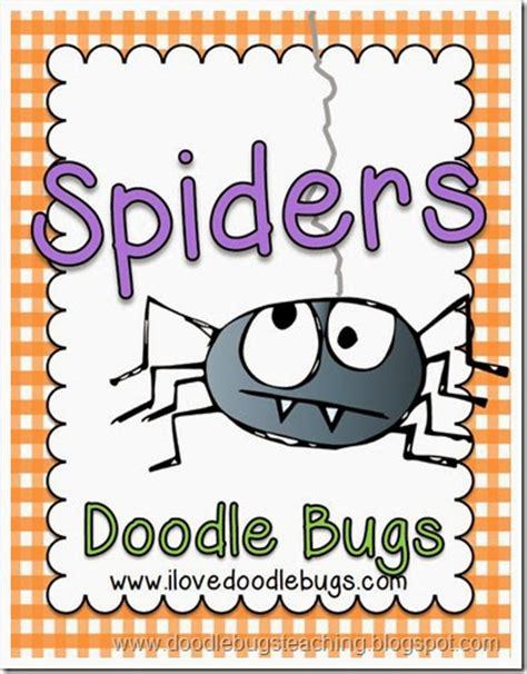 doodle bug doodle bug poem doodle bugs teaching grade rocks silly spiders unit